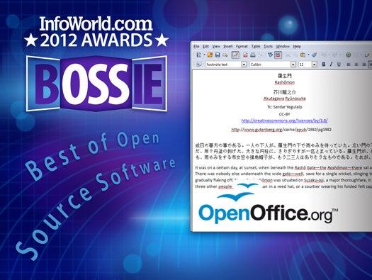 Bossie Awards 2012: The best open source desktop