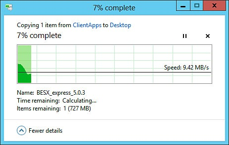 Windows Server 2012 - Offloaded data transfer