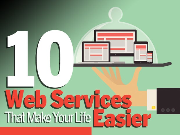 10 Web Services That Make Your Life Easier