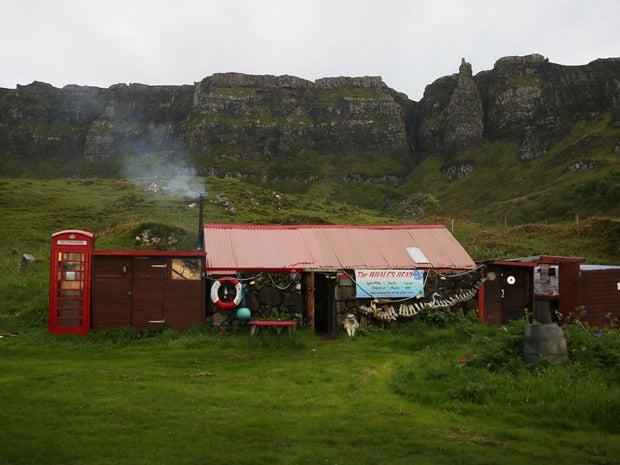 Whales Head community pub