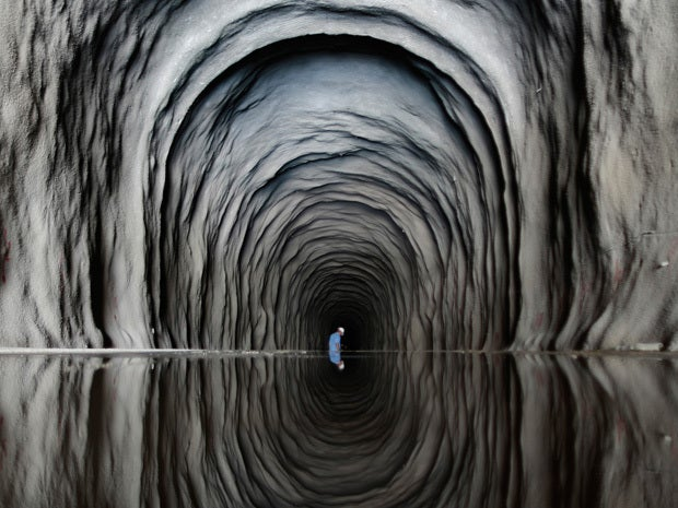 Cuncas II tunnel
