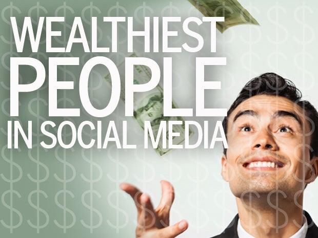 social media billionaires
