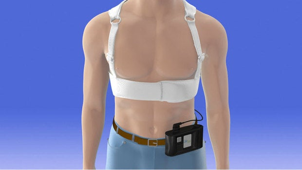 Wearable defibrillator