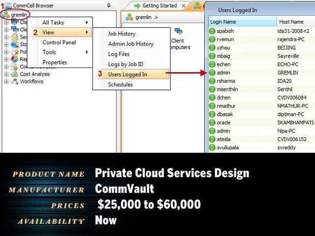 CommVault's new Private Cloud solution