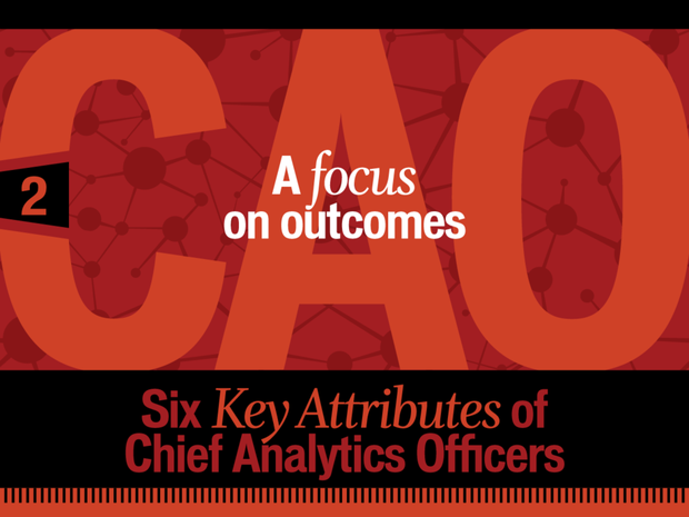 A focus on outcomes