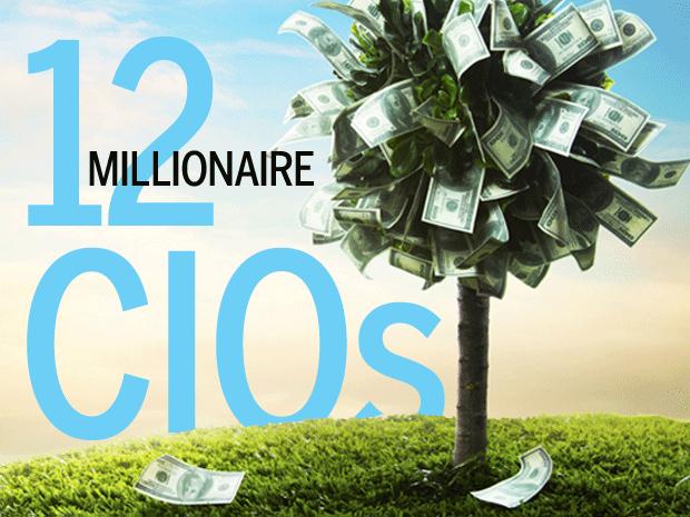 CIO millionaires