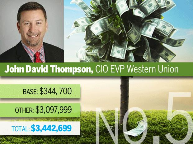 John David Thomson, Western Union