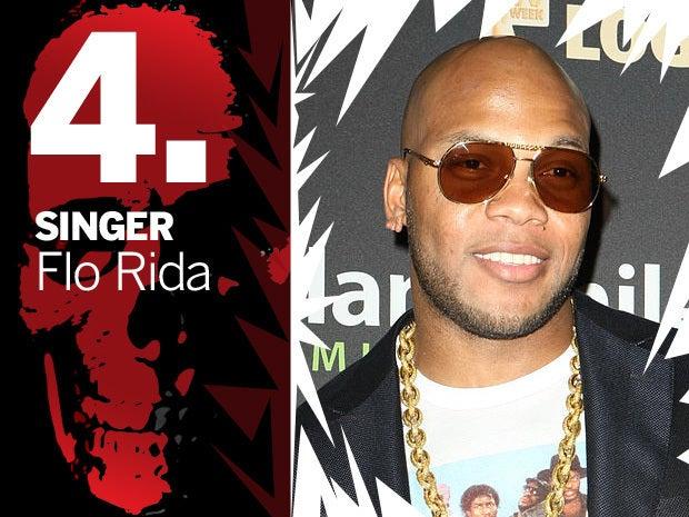Singer Flo Rida