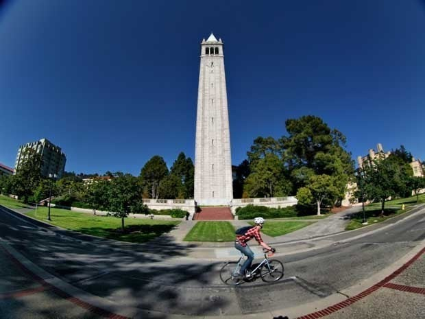Sather Tower at UCal Berkeley