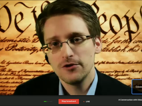 Who knew Edward Snowden would become a musical inspiration?