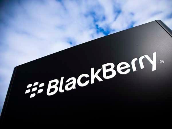 BlackBerry campus in Waterloo September 23, 2013