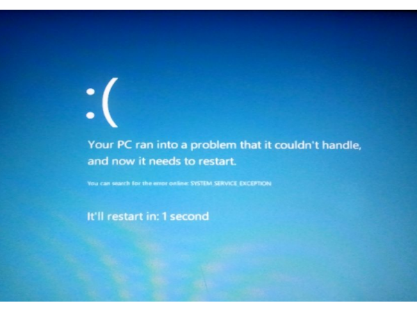 Windows 8 Blue Screen of Death gets cutesy | ITworld