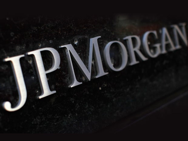 #10: JP Morgan Chase & Co. in New York