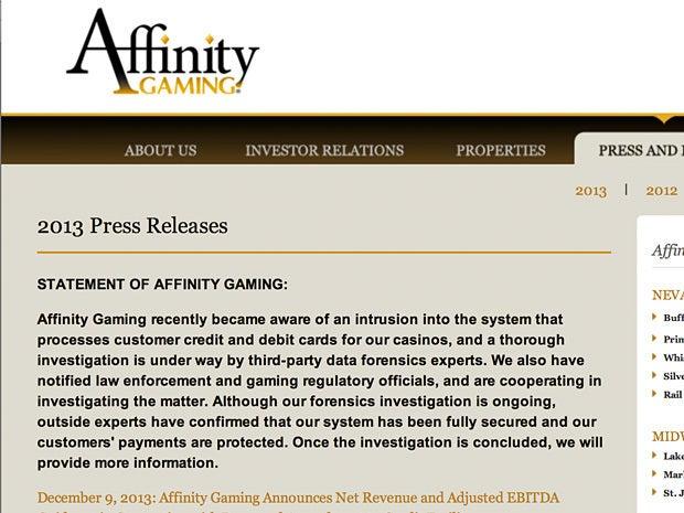 #13: Affinity Gaming