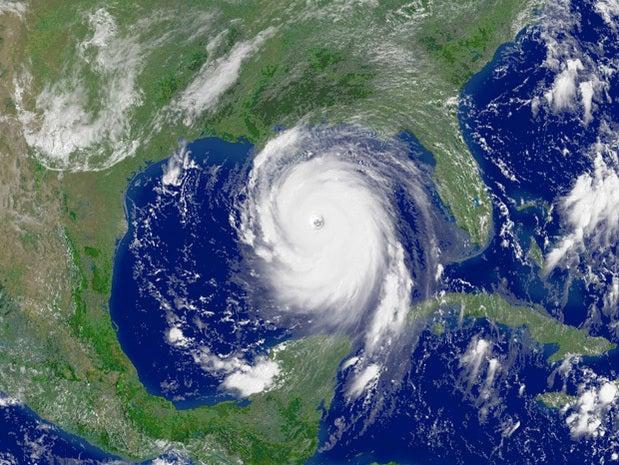 reaction paper hurricane katrina