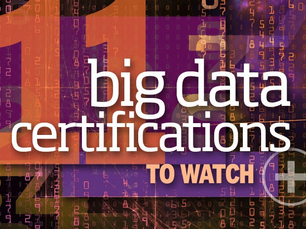 big data certifications