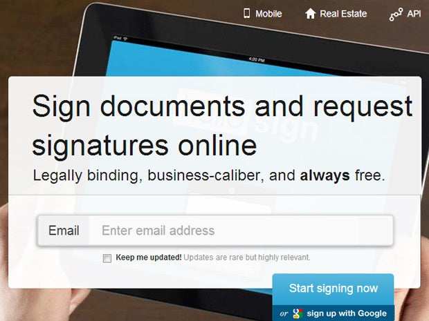 how to add a signature to google docs