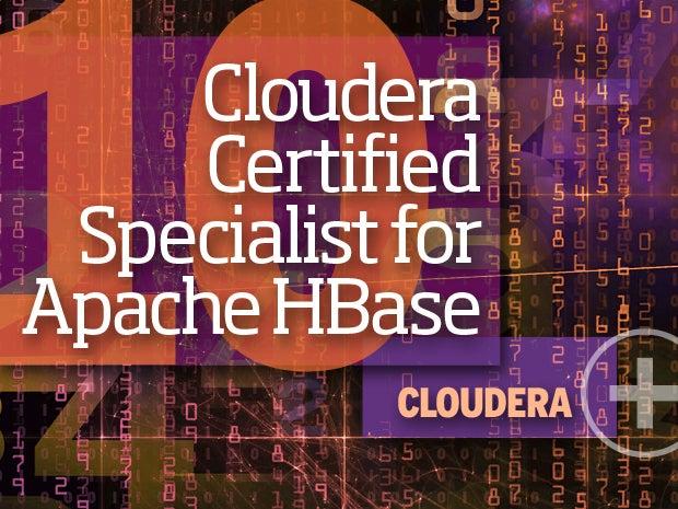 10. Cloudera Certified Specialist in Apache HBase (CCSHB) -- Cloudera