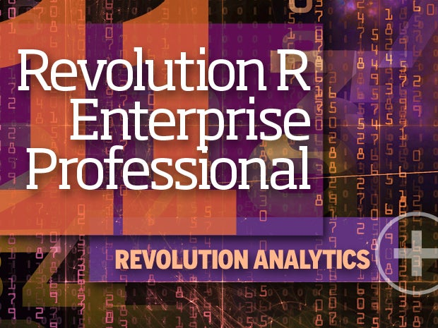 11. Revolution R Enterprise Professional -- Revolution Analytics