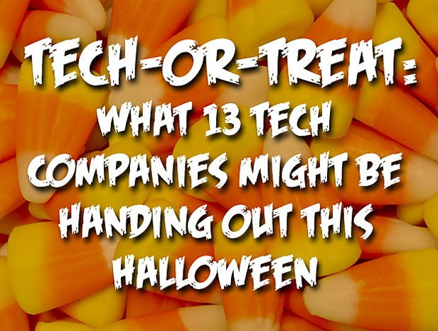 13 Halloween treats from your favorite tech companies