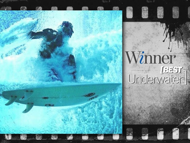 Best Underwater: Winner