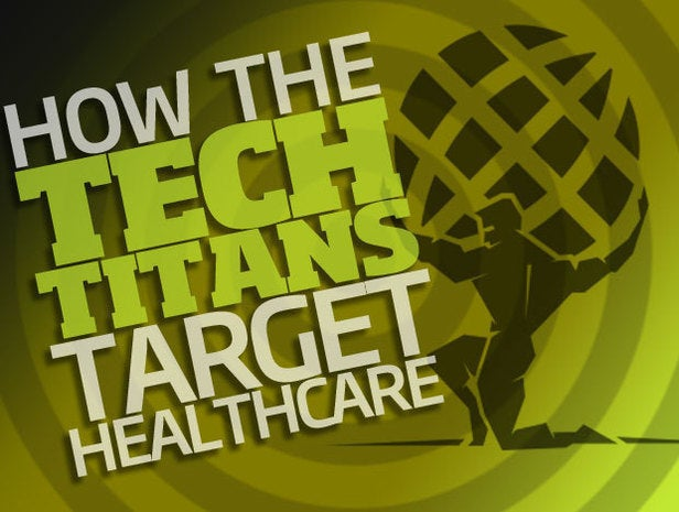 How 19 Tech Titans Target Healthcare