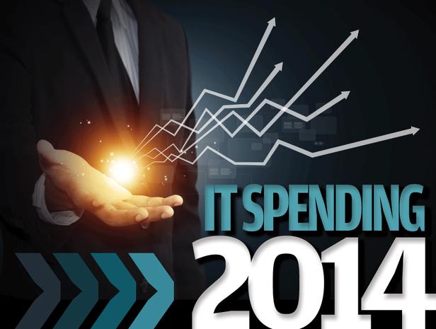 10 trends in IT spending for 2014