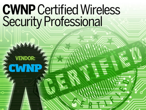 CWNP Certified Wireless Security Professional