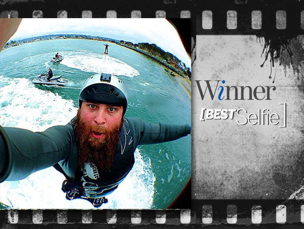 Best Selfie: Winner
