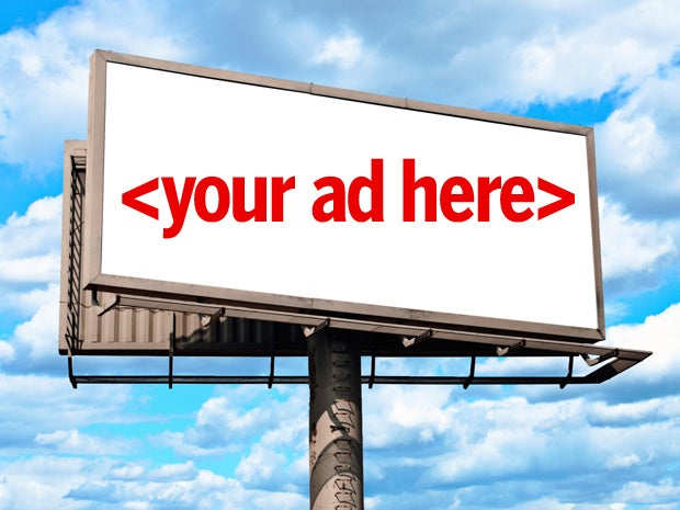 Auctioning Advertising Spots