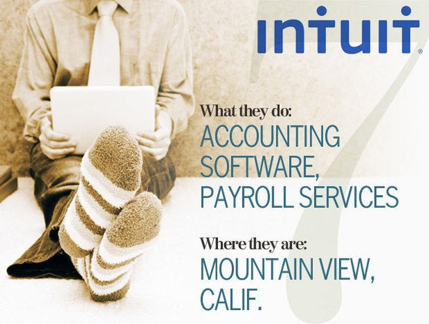 Intuit, telecommuting