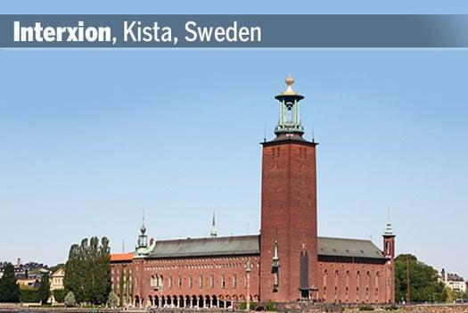 Interxion, Kista, Sweden