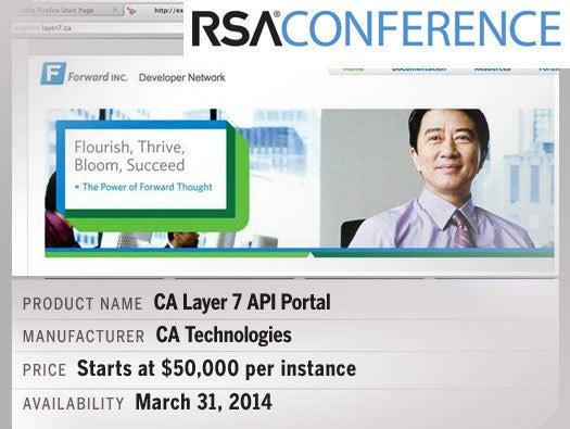 CA Layer 7 API Portal