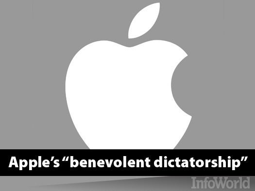 Apple's 'benevolent dictatorship'