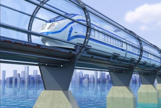 Elon Musk's Hyperloop