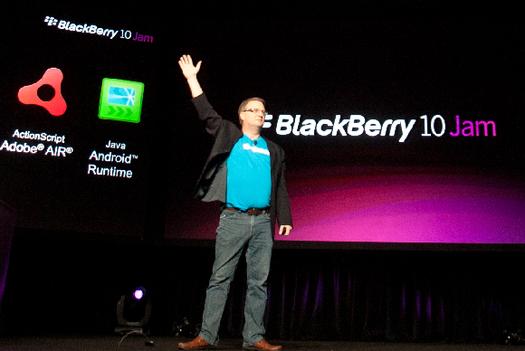 BlackBerry's death watch