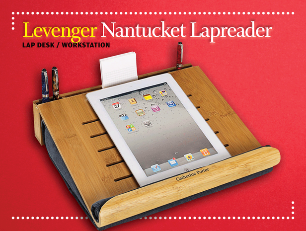 Nantucket Lapreader