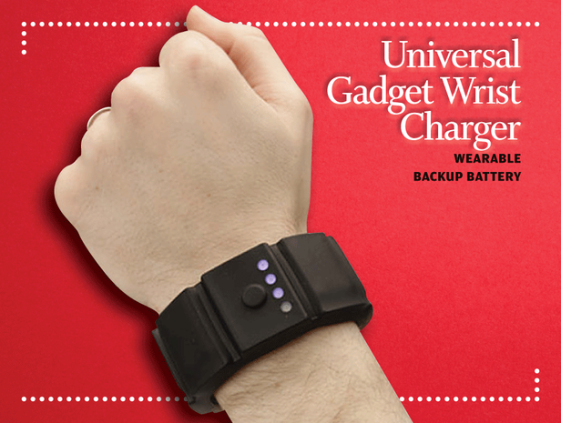 Universal Gadget Wrist Charger