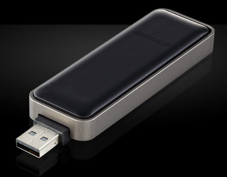 Buffalo AirStation AC866 Dual Band Wireless USB Adapter