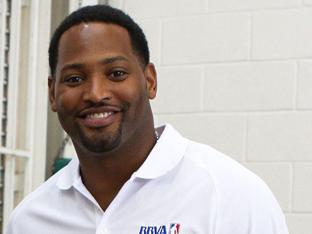 NBA's Robert Horry