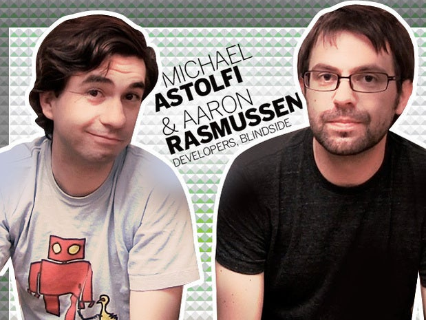 Michael Astolfi and Aaron Rasmussen