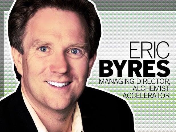 Eric Byres