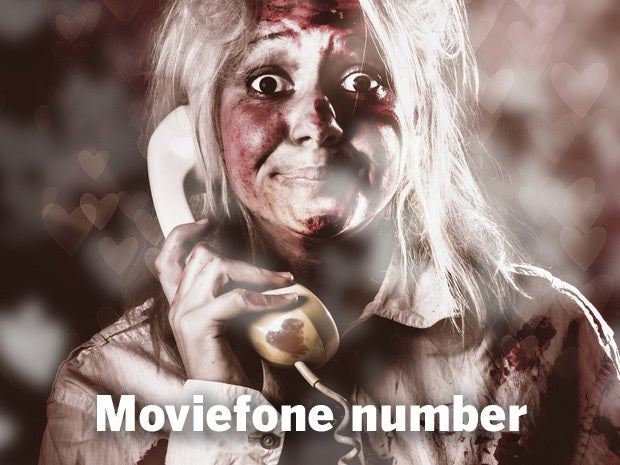 Moviefone number