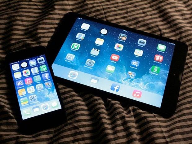 iPhones an iPads