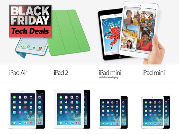 Target: iPad mini & iPad Air