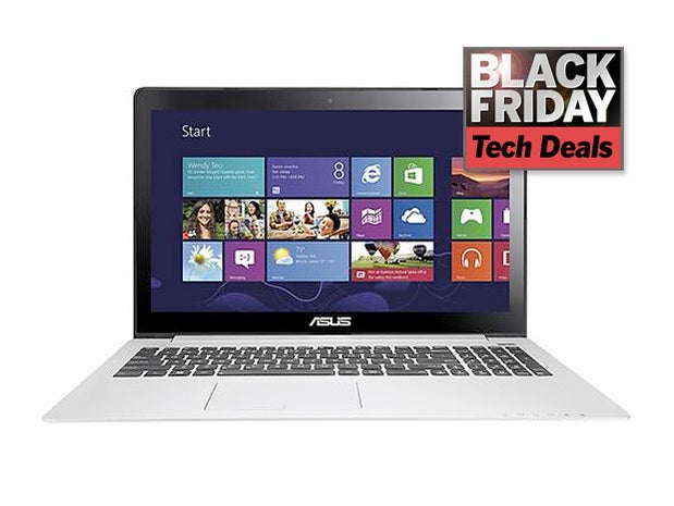 Best Buy: Asus 15-inch touchscreen laptop with Windows 8
