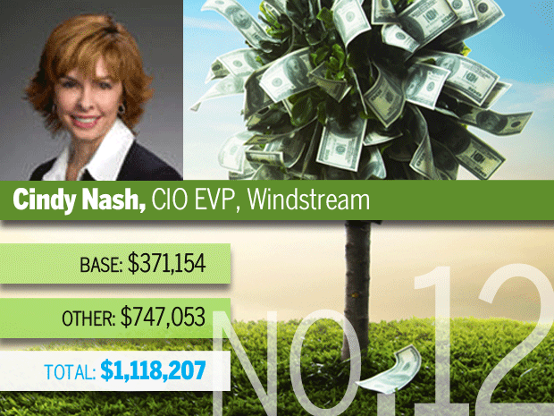 Cindy Nash, Windstream