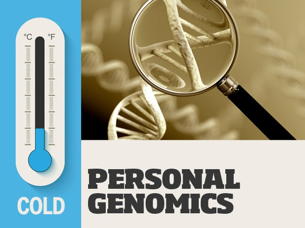 Cold: Personal Genomics