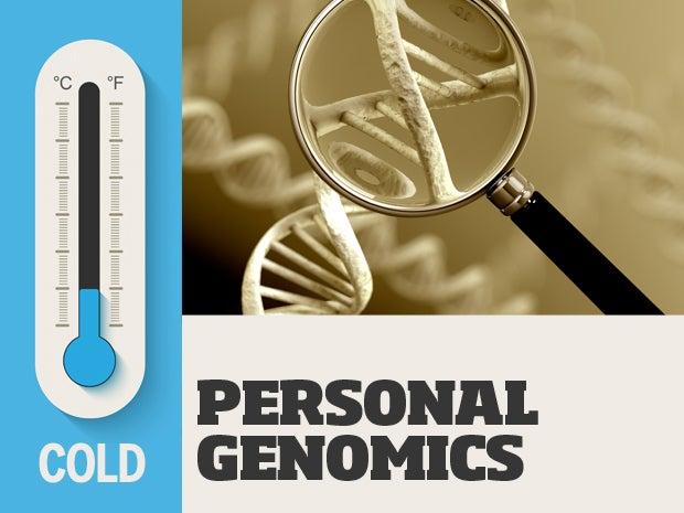 Cold: Personal Genomics