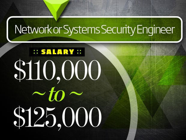 Network or Systems Security Engineer